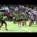 Highlights Okapi Wanderers Rugby FC U19  vs Wellington Wizards Rugby 02 24 2018