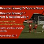 'Sports News': Eastbourne Borough 1 v 4 Havant & Waterlooville