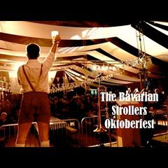 The Bavarian Strollers Oktoberfest German Set