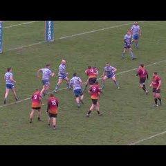 Hudson Foster Cup Final  - Clayton RLFC v Queensbury RLFC - Full Match Highlights