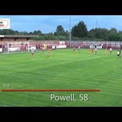Goals: Witton Albion 0-3 Crewe: Pre-Season Friendly 2019