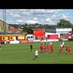 Banbury United 2 Mangotsfield United 1 - 5th August 2017 The Goals