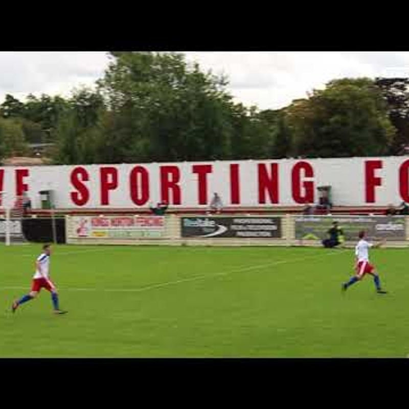 Ryan Edmunds Wonder Goal vs Bromsgrove Sporting | Emirates FA Cup