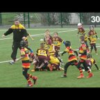 Pilkington Recs U9s v Wigan St Judes Golds 08/04/2018 (Highlights)