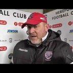 INTERVIEW: Beadle On Kings Lynn Defeat