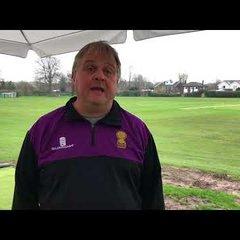 Jim Gillson, Captain CBHCC Academy
