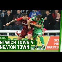 HIGHLIGHTS: Nantwich Town 3-1 Nuneaton Town