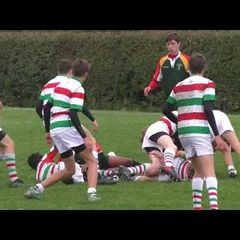 Under 15s - Cheshire Cup Match