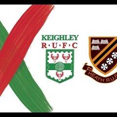Keighley RUFC v Heath RUFC - Highlights