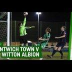 GOALS: Nantwich Town 2-3 Witton Albion