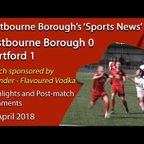 'Sports News': Eastbourne Borough 0 v 1 Dartford - Vanarama National League South Highlights