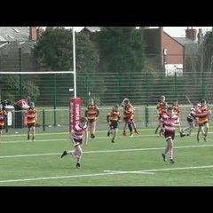 Pilkington Recs U15s v Folly Lane - Highlights