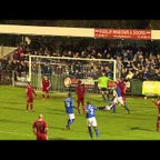 A Single Eisa goal from the spot sealed all three points for Wealdstone
