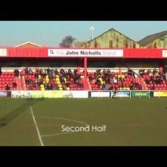 Banbury United 1 Kings Langley 1 - 24 Feb 2018 - Match Highlights