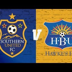 ISPS HANDA Premiership - Week #20 - Southern United FC vs Hawkes Bay Untied