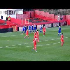 Alfreton 0-2 Farsley Celtic - Goals and Highlights