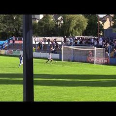 Goals: Lancaster City v Darlington
