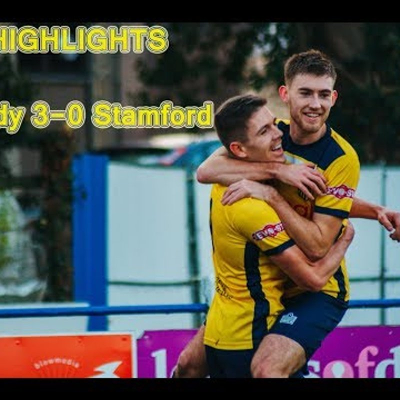 HIGHLIGHTS | Taddy 3-0 Stamford