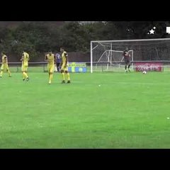 Carlton Town 1 vs 2 Frickley Athletic - Goals - 15/09/18