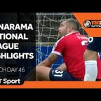 Vanarama National League Highlights Show | Matchday 46