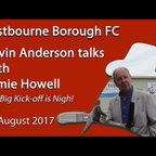 Jamie Howell Talks About the Big Kick-off!