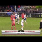 KTFC v Farnborough - highlights - 28/04/2018