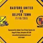 Basford United 3 - 0 Belper Town 17th October 2015 Highlights