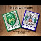 GOALS VCD V Grays Athletic FC Pre season Friendly 2019