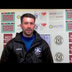 TONBRIDGE ANGELS U19'S ACADEMY VS CHARLTON ACADEMY - Post match interview 2/05/2018