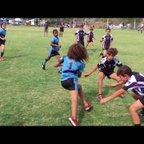 Okapi Wanderers Rugby FC U11 vs Jupiter Sharks Rugby 02 24 2018