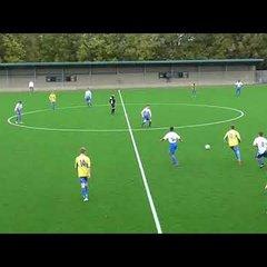 Ware FC U16 v Berko FC U16  third goal