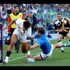 Italy 15-46 England | NatWest 6 Nations Extended Highlights