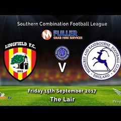 Lingfield FC v Midhurst & Easebourne - 15-09-2017 - Highlights
