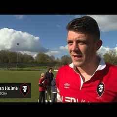 Salford City 3-2 Workington - Jordan Hulme post-match interview