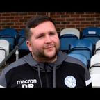 Thatcham Town FC vs Barnstaple Town FC | Danny Robinson Interview