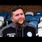 Thatcham Town FC vs Barnstaple Town FC | Danny Robinson Interview