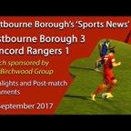 Eastbourne Borough 3 v 1 Concord Rangers