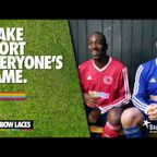Rainbow Laces - Make sport everyone's game