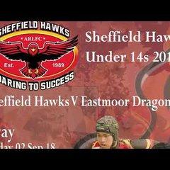 Sheff Hawks v Eastmoor