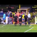 St Albans City 0-0 Hungerford Town. 21 Oct 2017