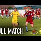 Thetford Town 4-2 Walsham Le Willows (FULL MATCH)