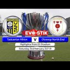 Tadcaster Albion v Glossop North End 03/02/18