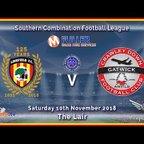 HIGHLIGHTS - Lingfield FC v Crawley Down Gatwick - League - 10-11-2018