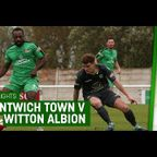HIGHLIGHTS: Nantwich Town 3-2 Witton Albion