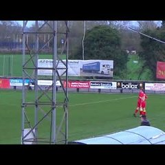 Banbury United U18s V Thame United - 16 Apr 2018 - The Four Banbury Goals