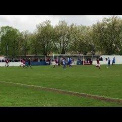 BFCvPBTFC Goal 2 Eoin Casey