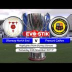Glossop North End v Prescot Cables 04/11/17