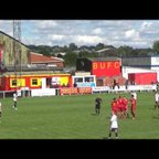 Banbury United 2 Mangotsfield United 1 - 5th August 2017 - Match Highlights