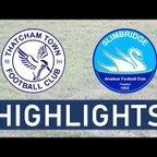 Thatcham Town FC vs Slimbridge AFC | Highlights