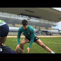 A Passing Masterclass with Conor Murray